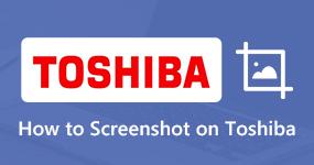 Näyttökuva Toshibasta