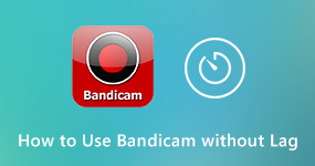 How to Use Bandicam Without Lag