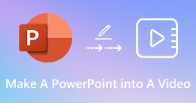Make A PowerPoint into A Video