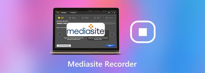 Mediasite-tallennin