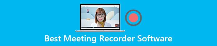 Paras Meeting Recorder -ohjelmisto