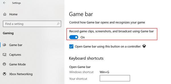 Ota Xbox-pelipalkki käyttöön