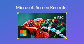 Microsoft Screen Recorde