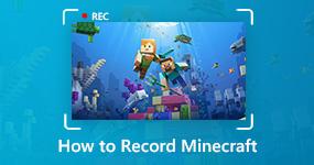 Äänitä Minecraft-pelin pelaaminen