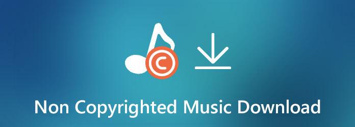 Ei tekijänoikeuksien musiikin lataus