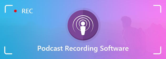 Podcast-tallennussovellukset