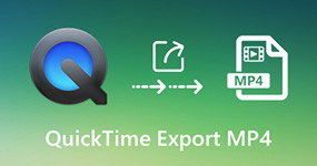 Quicktime Export MP4