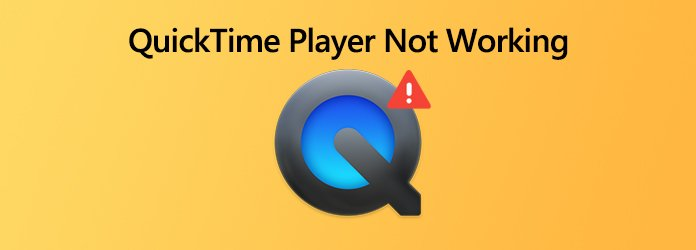 QuickTime Player Is Not Working