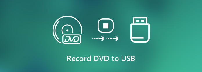 Record DVD to USB