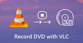Record DVD witd VLC