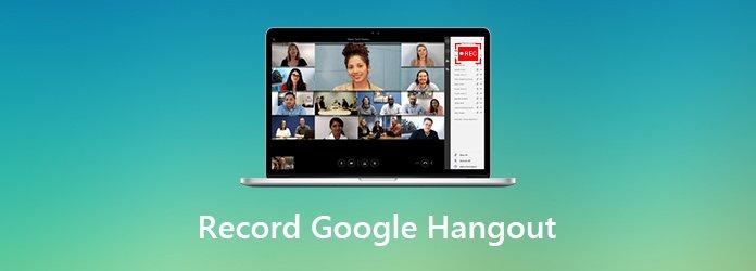 Tallenna Google Hangouts -videopuhelut