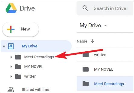 A Google Meet alapjai