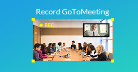 Tallenna GoToMeeting