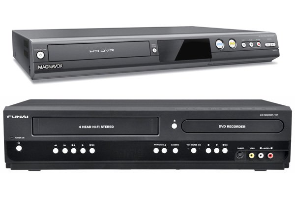 VCR video to DVD