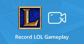 Record LOL Gameplay