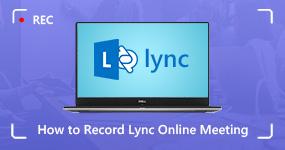 Tallenna Lyncin online-kokous