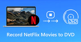 Record Netflix Movies to DVD