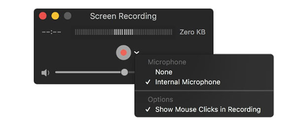 Record With Quicktime