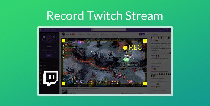 Twitch Stream Rekord