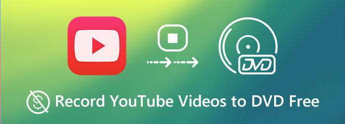 Tallenna YouTube-videoita DVD Free -palveluun