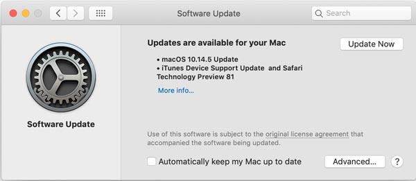 Сбросить PRam Mac