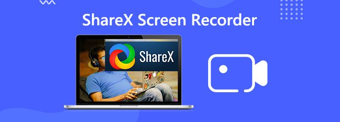 Sharex-näytönauhuri