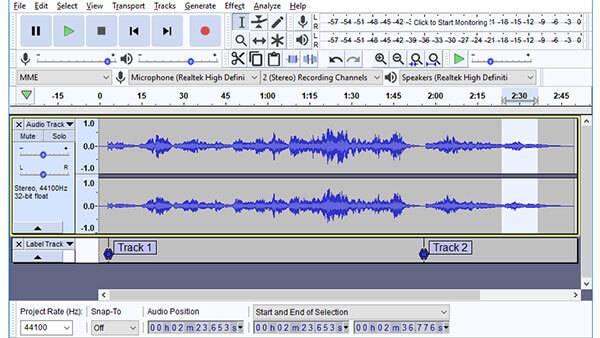 Kuinka muuntaa kasetti digitaalisiksi kappaleiksi