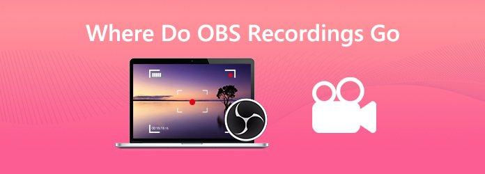 Minne OBS-nauhoitukset menevät