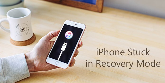 Top 3 Solutions to Fix iPhone Stuck in Recovery Mode