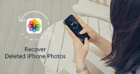Palauta poistetut valokuvat iPhonessa