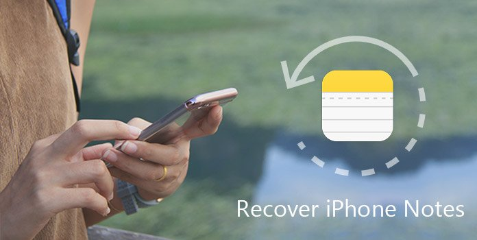 Recover Deleted Notes from iPhone