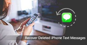 Retrieve Deleted Text Messages