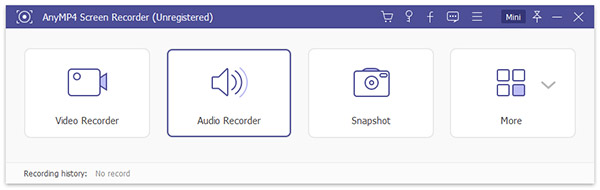 Audio Recorder Feature