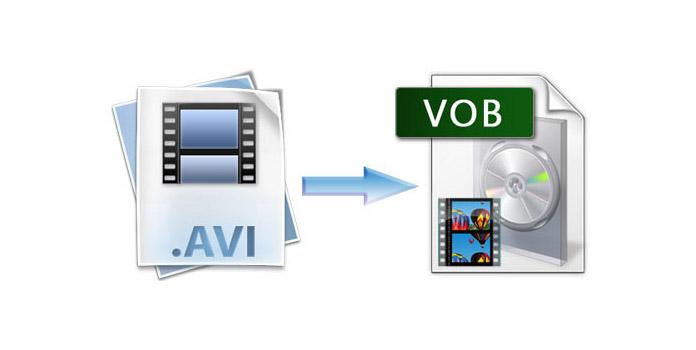 AVI to VOB - How to convert AVI to VOB on Mac