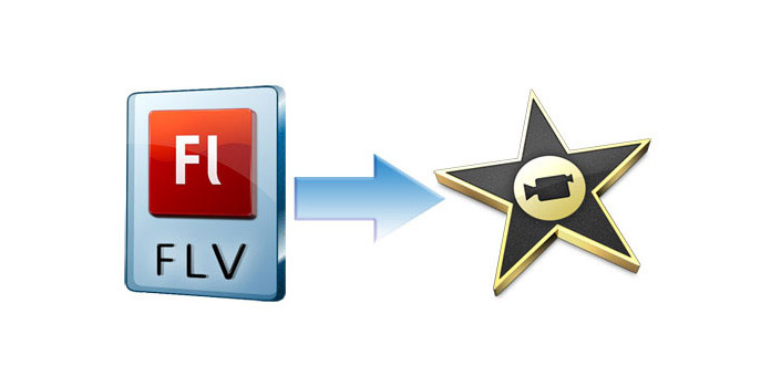 FLV iMovieen