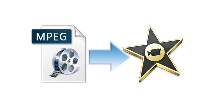 MPEG iMovieen