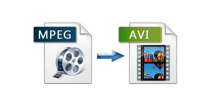 MPEG AVI: lle