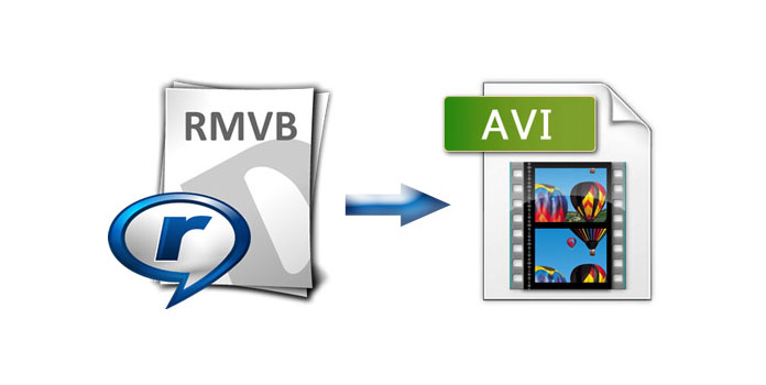RMVB on AVI