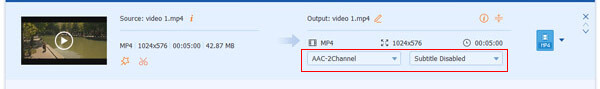 Choose Audio Track