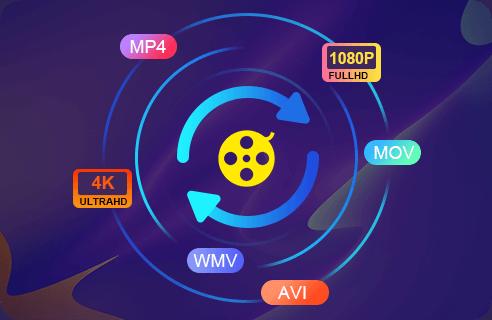 Convert Many Video Formats