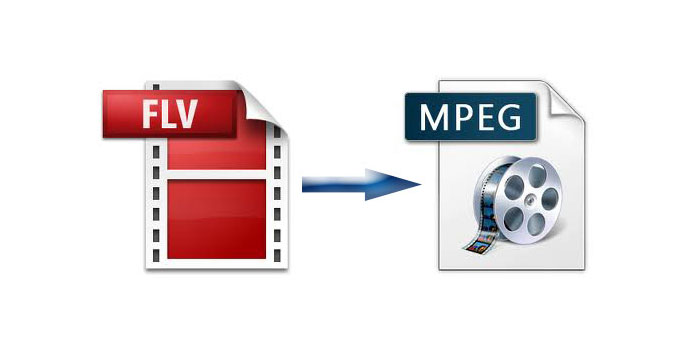 FLV to MPEG
