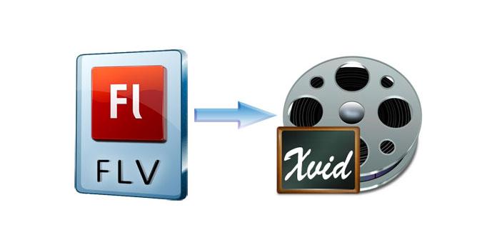 FLV on XviD