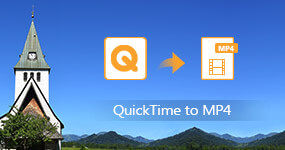 Muunna QuickTime MP4iksi
