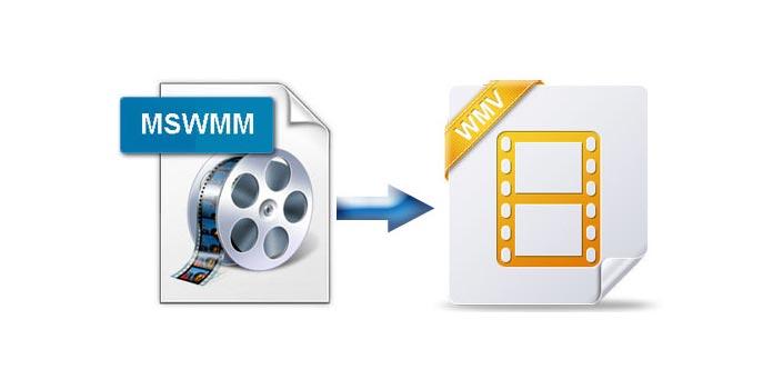 HELP comment convertir le format mswmm Résolu