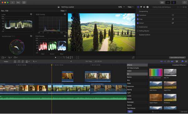 Top 5 4K Video Editing Software for Windows and Mac