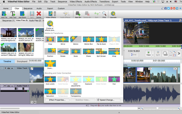 Top 15 Free Video Editing Software to Make Stunning Videos