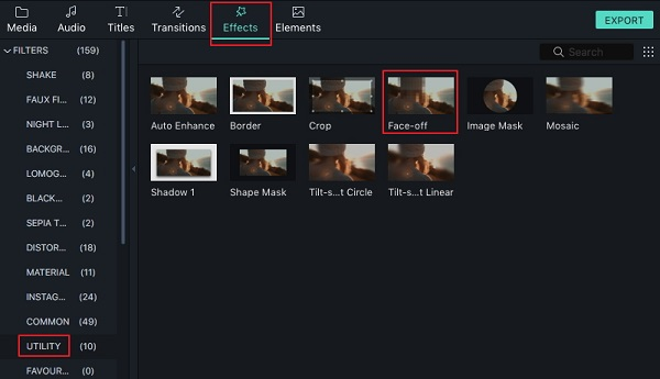 Filmora Videoeditori