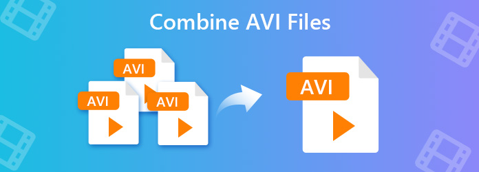 Yhdistä AVI-tiedostot