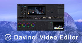 DaVinci Video Editor
