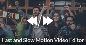Fast and Slow Motion Video Editor